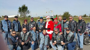 Big White and the Legion Riders Post 252